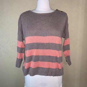 3 for $20 Gap Pullover Knitted Sweater Gray Medium